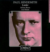 Hindemith: Lieder