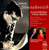 Shostakovich: Piano Works [Hybrid SACD]
