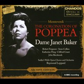 Monteverdi: Coronation Of Poppea