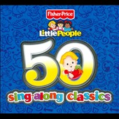 Various Artists: Little People: 50 Sing-Along Classics