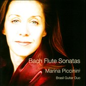 J.S. Bach: Flute Sonatas / Marina Piccinni
