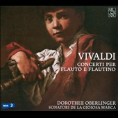 Vivaldi: Concerti per Flauto & Flautino / Oberlinger