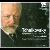 Tchaikovsky: Symphonies Nos. 4-6; Serenade; Romeo & Juilet Overture