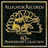 Various Artists: Alligator Records 40th Anniversary Collection
