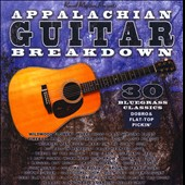Various Artists: Appalachian Guitar Breakdown: 30 Bluegrass Classics
