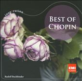 The Best of Chopin / Rudolf Buchbinder, piano