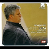 The Art of Lied / Werner Gura, tenor, Christoph Berner, piano
