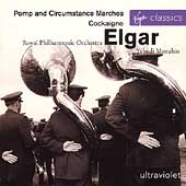 Elgar: Pomp and Circumstance Marches, Cockaigne / Menuhin