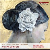 Boccherini: Guitar Quintets / Jean-Pierre Jumez, guitar