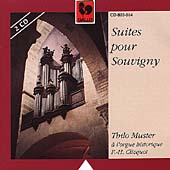 Suites pour Souvigny / Thilo Muster