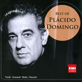 The Best of Placido Domingo: A Portrait / Verdi, Gounod, Boito, Puccini