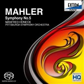 Mahler: Symphony No. 5 / Manfred Honeck, Pittsburgh Symphony Orchestra