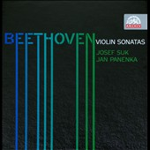 Beethoven: Complete Violin Sonatas / Josef Suk, violin; Jan Panenka, piano