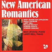 New American Romantics - Appledorn, et al / Lifchitz, Bell
