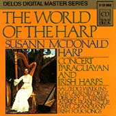 The World of the  Harp / Susann McDonald