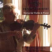Schubert: Works for Violin and Piano / Brandis, Canino