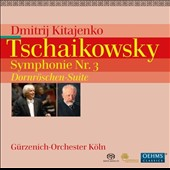 Tschaikowsky: Symphony no 3; Sleeping Beauty, suite / Dmittrij Kitajenko