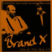 Brand X: Live at the Roxy L.A. 1979