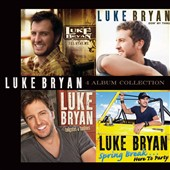 Luke Bryan: 4 Album Collection