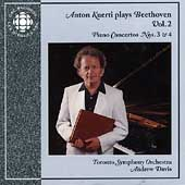 Anton Kuerti plays Beethoven Vol 2 / Davis, Toronto SO