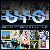 UFO: The Complete Studio Albums 1974-1986 *