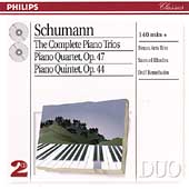 Schumann: Complete Piano Trios, etc / Beaux Arts Trio