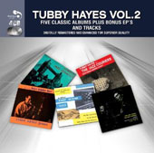 Tubby Hayes: 5 Classic Albums Plus