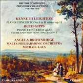 British Composers Premiere Collections, Vol. 5