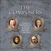 The Composers: 'Silver' - Handel; Bach; Chopin; Ravel