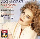 French Opera Arias / June Anderson, Michel Plasson