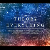 Jóhann Jóhannsson: The Theory of Everything [Original Motion Picture Soundtrack] [Digipak]