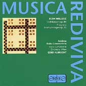 Musica Rediviva - Wellesz: Violin Concerto, etc / Albrecht