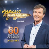 Daniel O'Donnell (Irish): Music and Memories, Vol. 1: 60 Timeless Classics [Box]