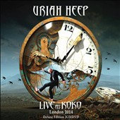 Uriah Heep: Live at Koko [Deluxe] [Box]
