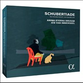 'Schubertiade: Du holde Kunst, ich danke dir' - Chamber works and Songs by Schubert / Anima Eterna Brugge, Jos van Immerseel, director & fortepiano