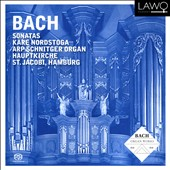 J.S. Bach: Toccata and Fugue in D minor, Trio Sonatas Nos. 1, 2 & 3 / Kare Nordstoga, organ