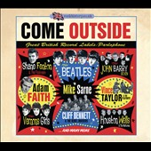 Various Artists: Come Outside - Great British Record Labels: Parlophone