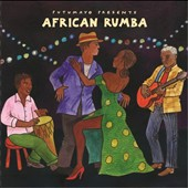 Various Artists: Putumayo Presents: African Rumba [Slipcase]