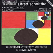 Schnittke: Symphony no 5, Pianissimo / Järvi, Gothenburg SO