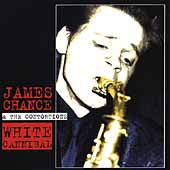 James Chance & The Contortions: White Cannibal