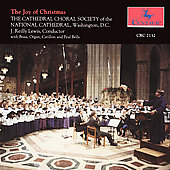 The Joy of Christmas / JR Lewis, Cathedral Choral Society