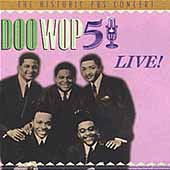 Various Artists: Doo Wop 51 Live!