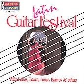 Various Artists: Latin Guitar Festival