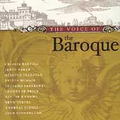 The Voice of the Baroque - Bartoli, Berganza, Price, et al