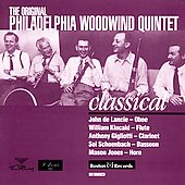 The Original Philadelphia Woodwind Quintet - Classical