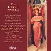 The English Anthem Vol 3 / Scott, St. Paul's Cathedral Choir