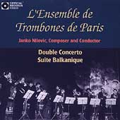 Nilovic: Double Concerto, Suite / Nilovic, Paris Trombone