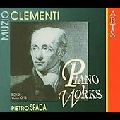 Clementi: Piano Music Box 2 / Pietro Spada