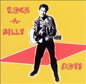 Various Artists: Rockabilly Boys