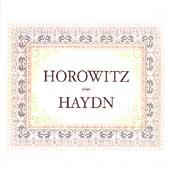 Horowitz plays Haydn and Clementi